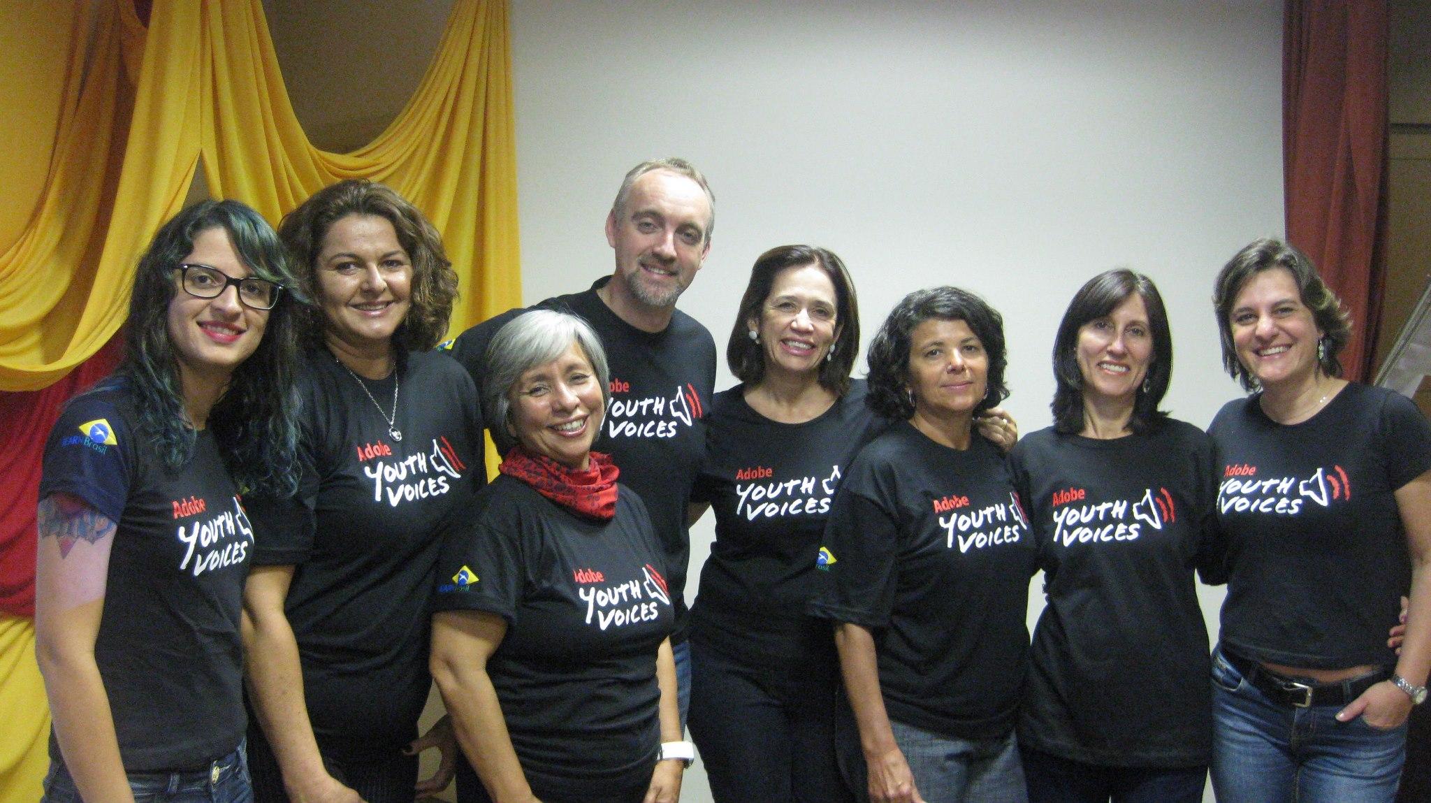 Instituto Educadores Globais e Webinars iEARN sobre Projetos de Aprendizagem