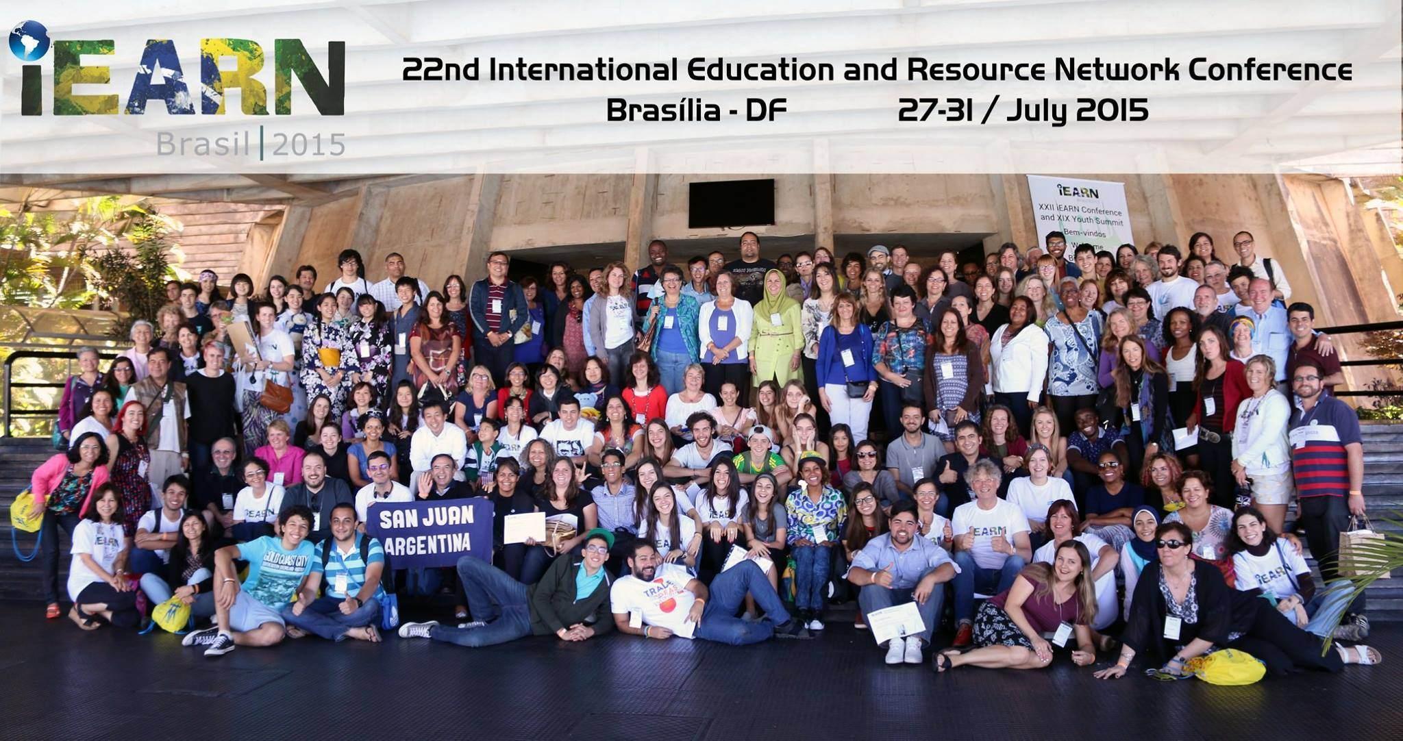 Conferência Internacional 2015 Brasília