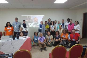 Participação do Brasil na Conferência iEARN em Marrakesh, Marrocos