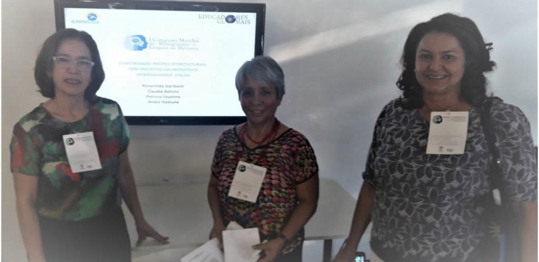 Congresso Mundial de Bilinguismo e Línguas de Herança