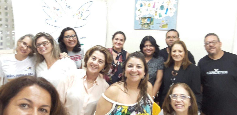 Semana Pedagógica do Centro de Ensino Fundamental 09 em Taguatinga